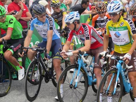 Hansen, Frank e Pozzovivo